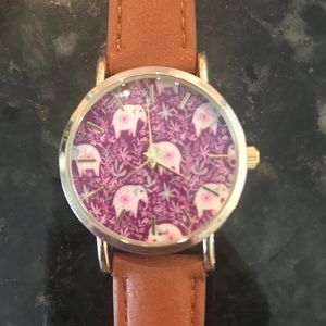 🛍🐘 Francesca's elephant watch 🐘🛍